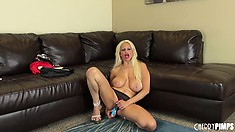 Holly Brooks admits that she is a die-hard fan of amazing masturbation flicks
