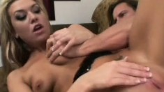 Tiffany Rayne Goes Wild for Anal