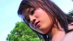 Piano Lau enjoys giving the camera naughty erotic performances