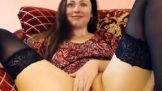 spread on a sofa