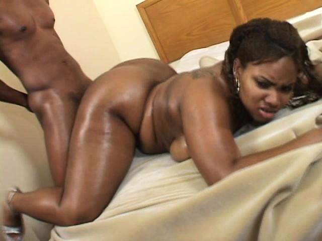 intense Ebony Porn