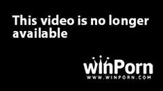 Busty blonde fingering in panties