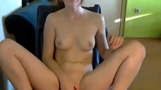 Teen girl masturbation solo homemade