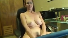 DP with Big Boobs Milf by TROC