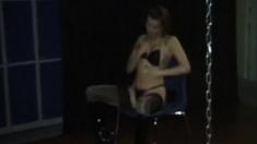Aya striptease