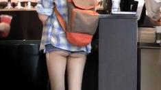Hot Ass, Short Shorts