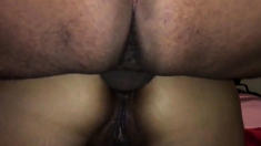 Latina Girl Fucked In The Ass